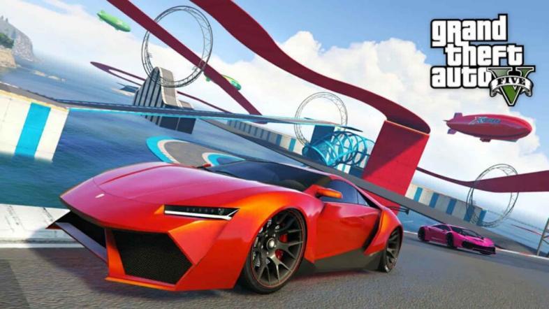 Modified car in GTA 5
