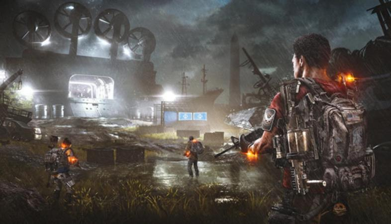 Division 2 solo builds