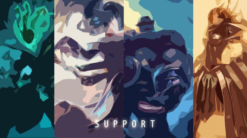 League of Legends Support Tier List, LoL Support Tier List