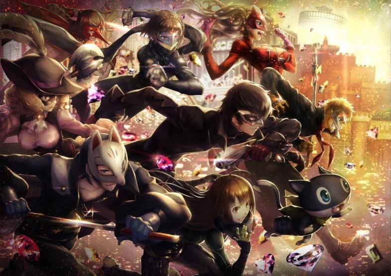 Persona 5 Characters, Ranked Worst To Best | GAMERS DECIDE