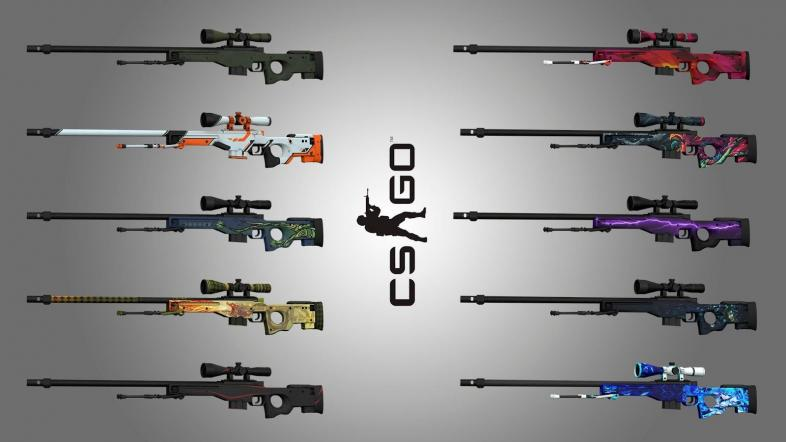 CSGO Best AWP Skins