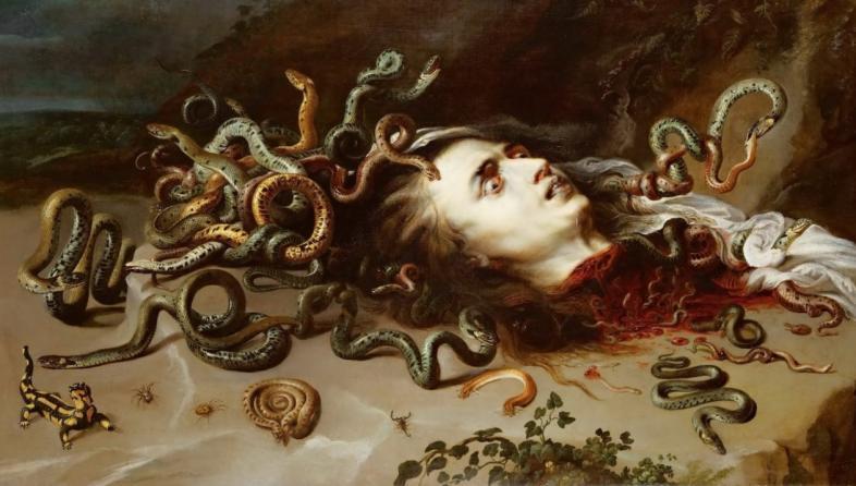 scary Greek Mythology Creatures