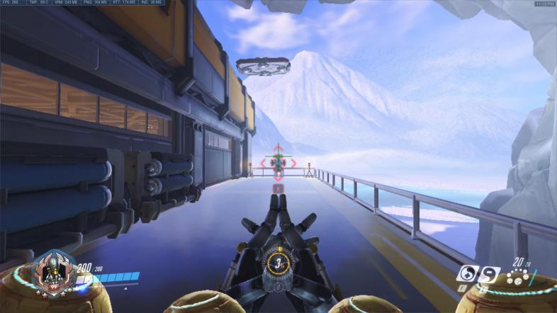 Overwatch Best Crosshairs