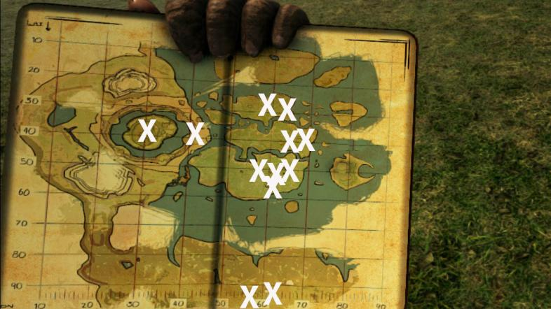 Top 10 Ark Survival Best Base Locations And Why They Re So Good Gamers Decide Maps > ragnarok black pearl map. ark survival best base locations