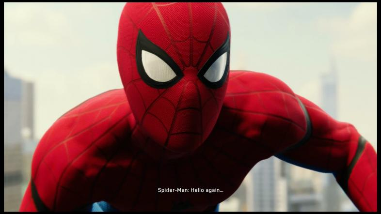 Spider-Man, Spider-Man, does whatever Batman can