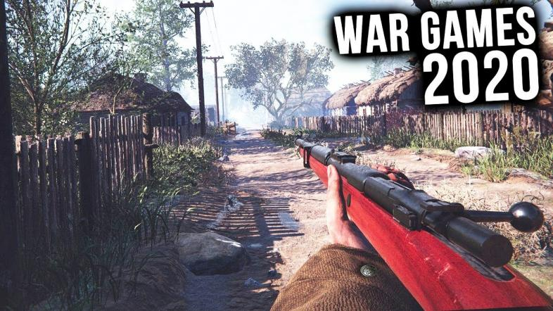 best war games to play right now