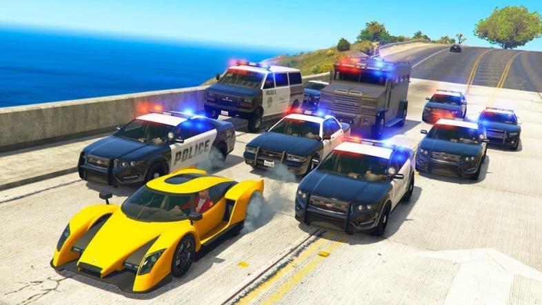 GTA 5 Best Getaway Cars