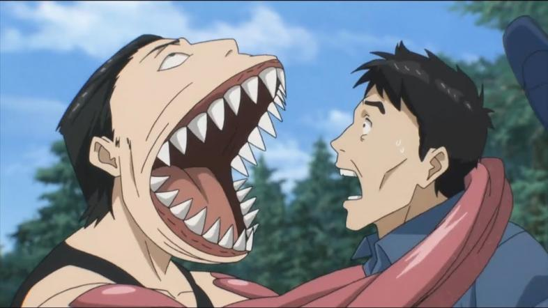 Horror Anime With Monsters