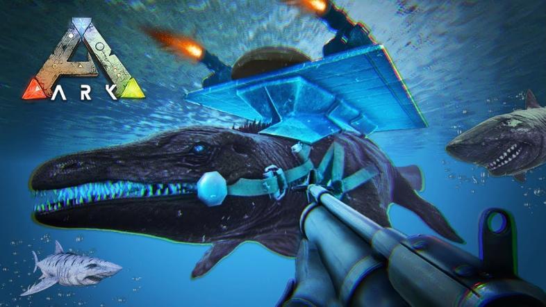 Ark Survival Evolved Best Water Tames