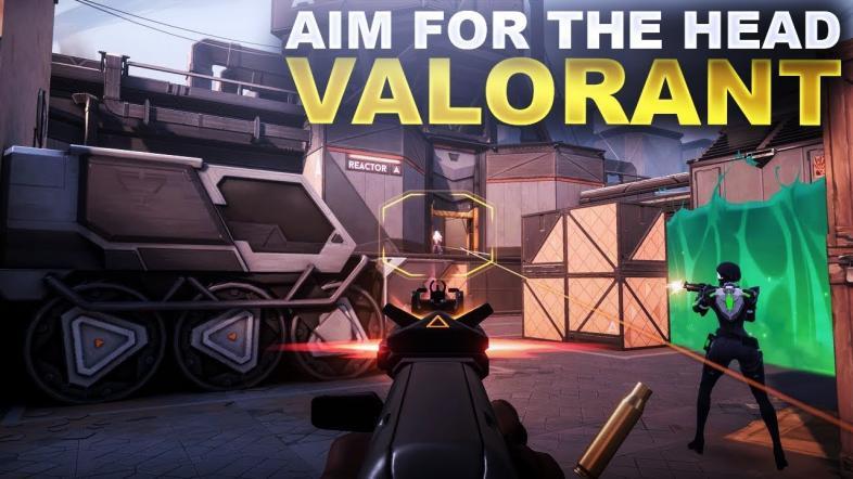 Valorant 2020 FPS games
