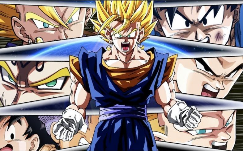 Dokkan Battle Best Majin Buu Saga Team