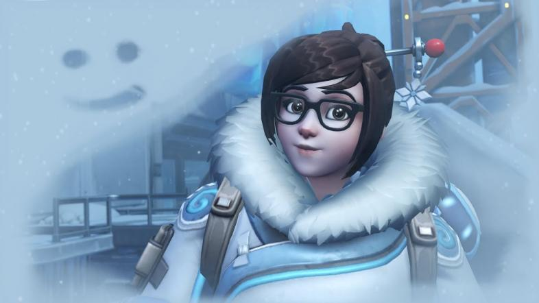 BESt mei skins overwatch