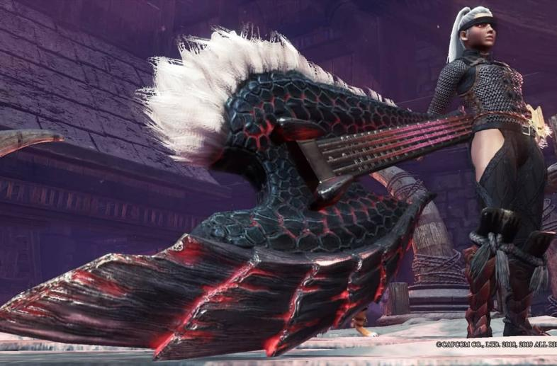 Best Hunting Horn Builds MHW Iceborne