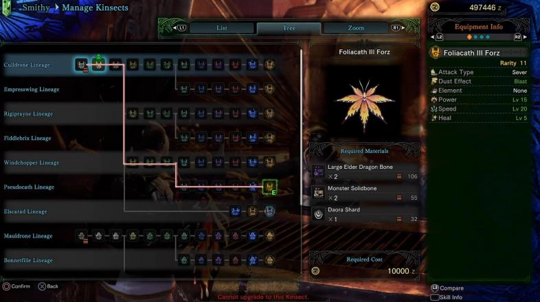 Mhw Iceborne Best Insect Glaive Builds Top 7 Gamers Decide