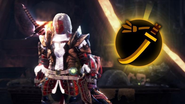 MHW Longsword Armor