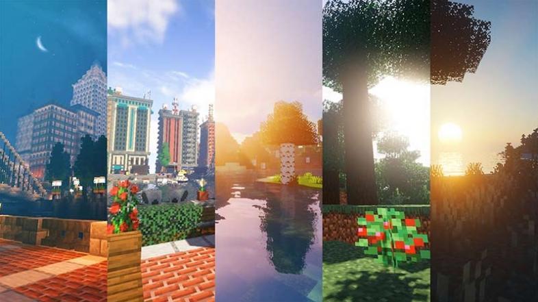 Minecraft Best Overhaul Mods