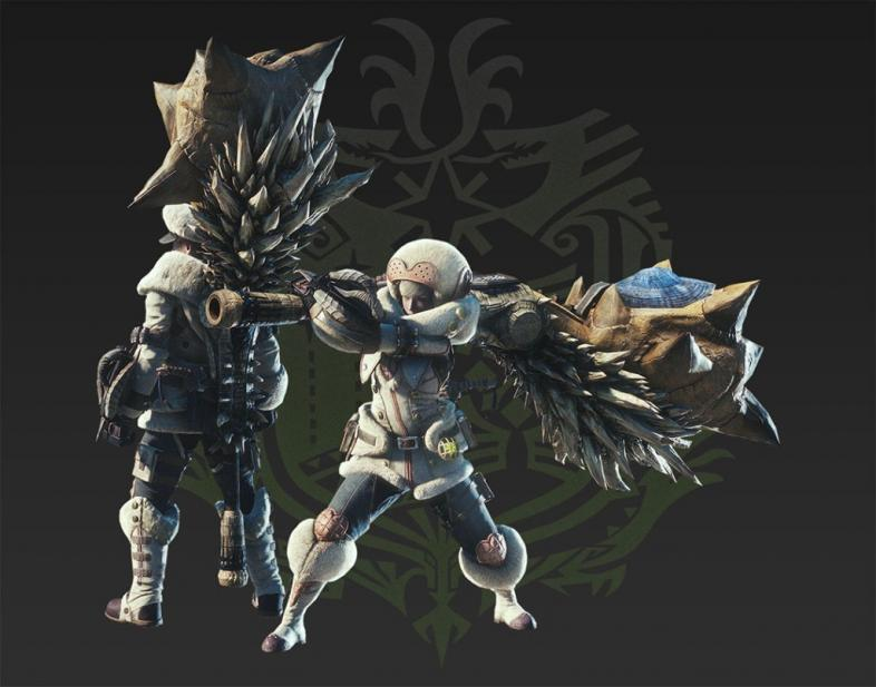 Monster Hunter, World, Iceborne, Weapons, Hunting Horn, builds