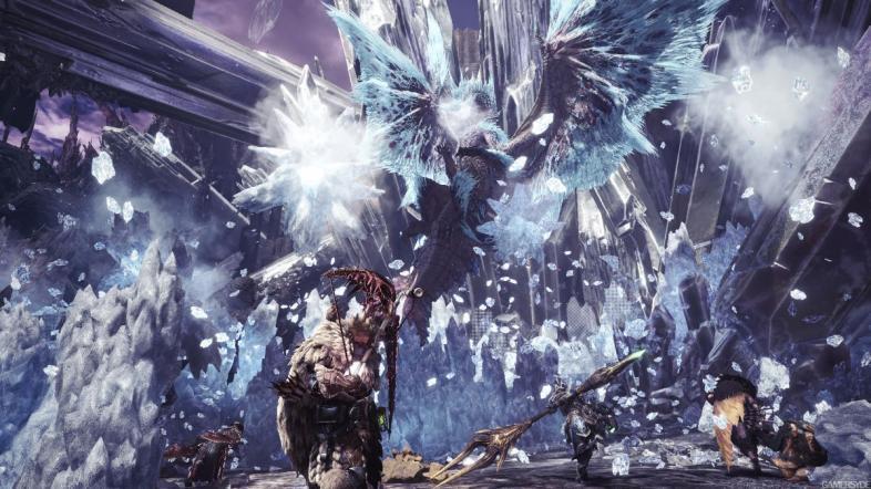 Monster Hunter, World, Iceborne, Weapons, Bow, Builds