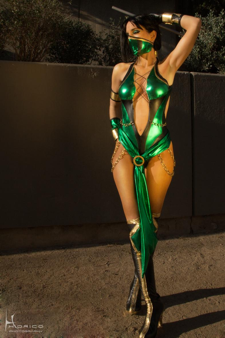 Best Jade Cosplay Mortal Kombat