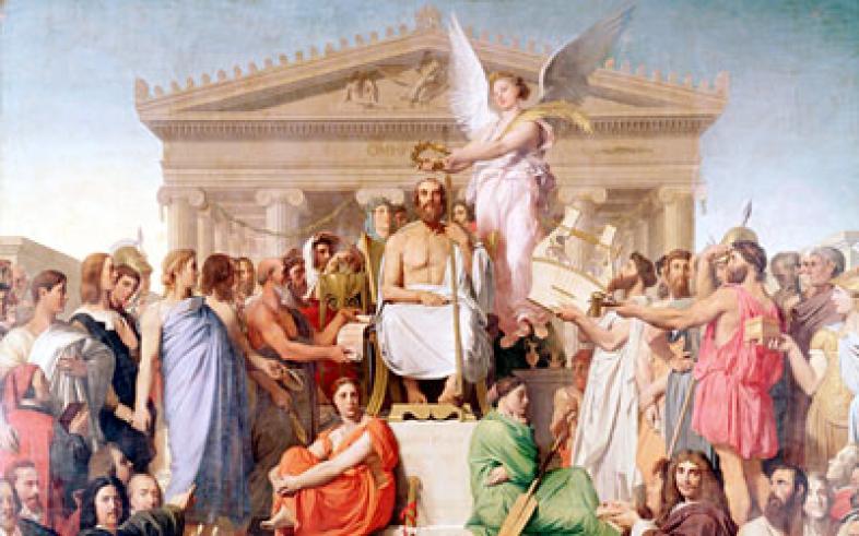 top greek mythological charcters, top greek characters, top greek gods
