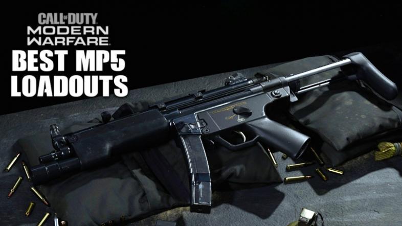 CoD Modern Warfare Best MP5 Setups,CoD Modern Warfare Best MP5,CoD Modern Warfare Best MP5 loadout