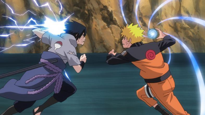 Best Naruto Fights