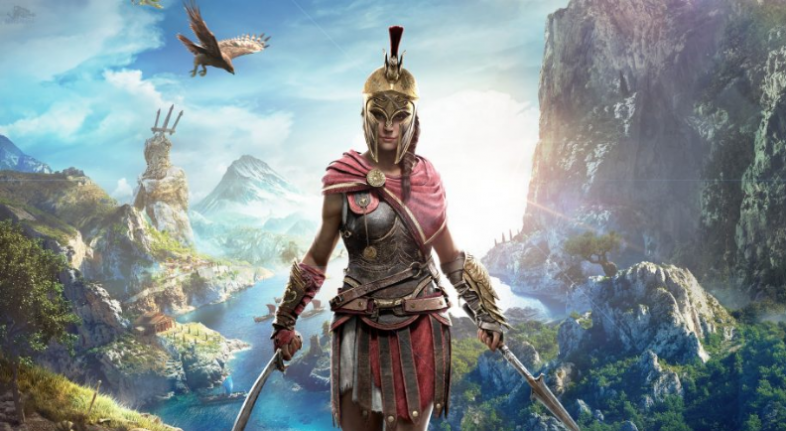 hot assassins creed odyssey gameplay