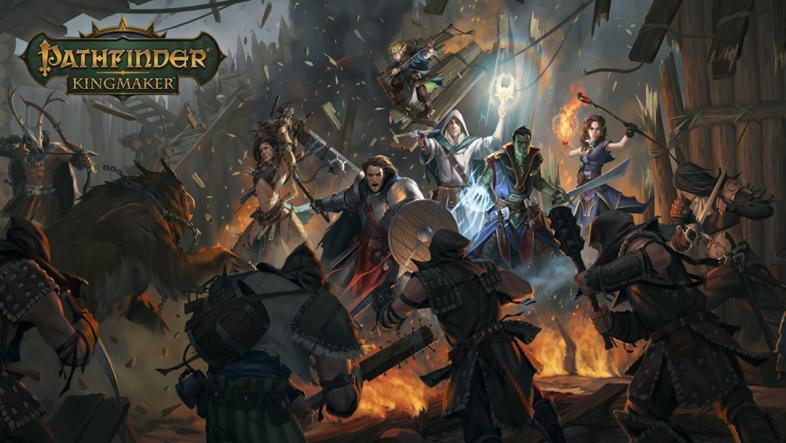 Pathfinder Kingmaker similar games