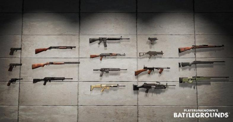 Best PUBG Weapons