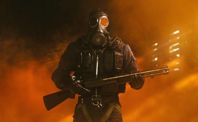 Smoke R6 siege