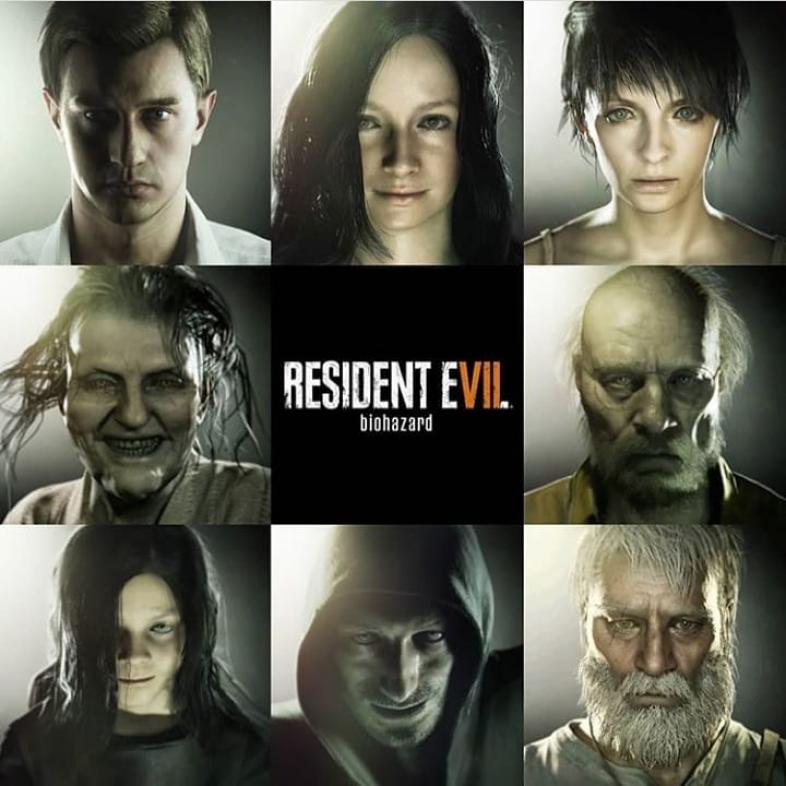 Re7 All Characters Who Are They Gamers Decide