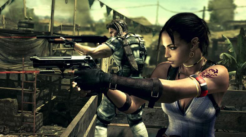 Games Like Resident Evil 5