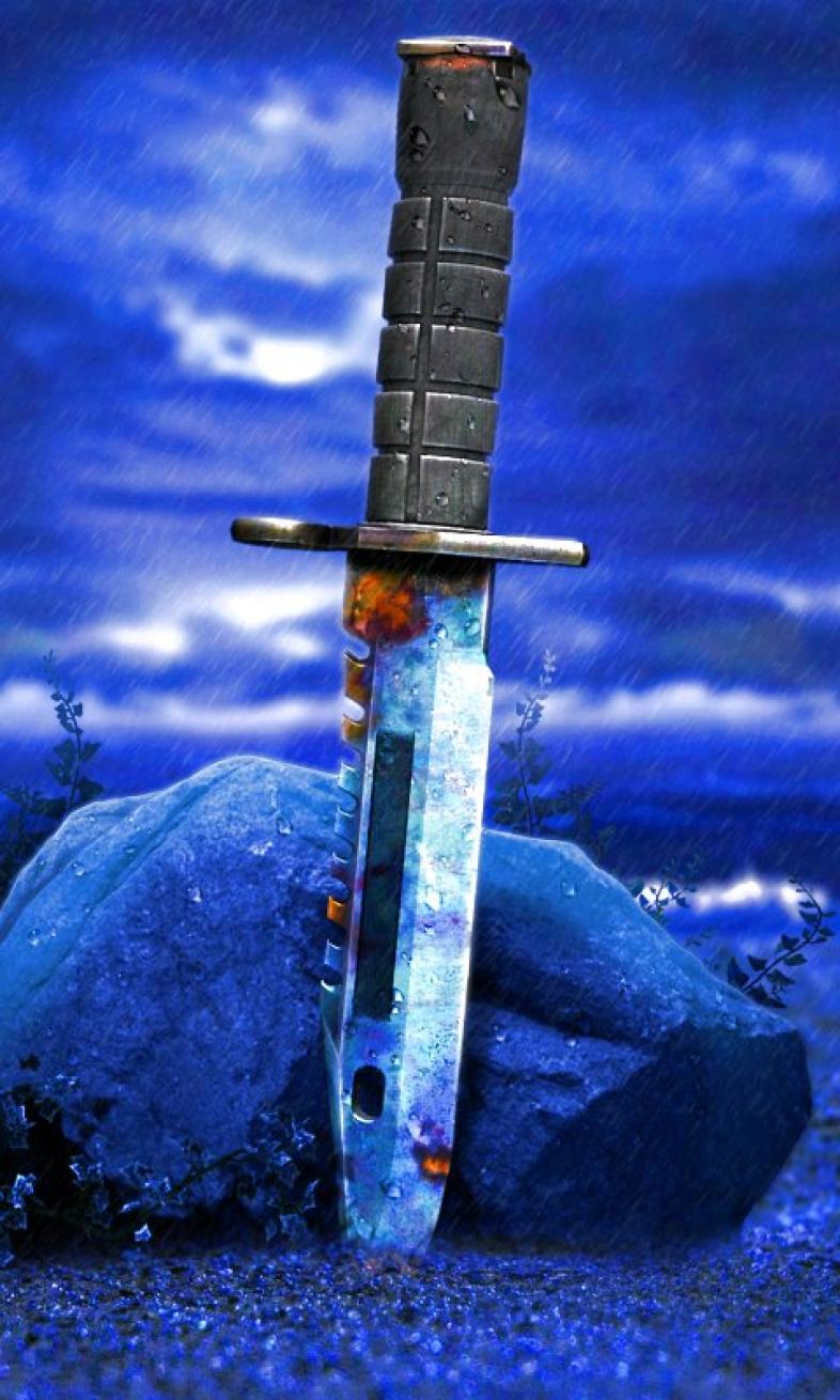 [Top 10] CSGO Best Bayonet Skins That Look Amazing!