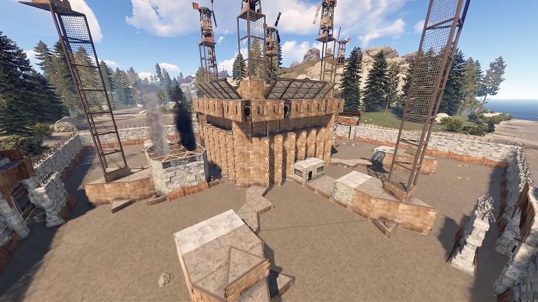 Rust Best Base Designs