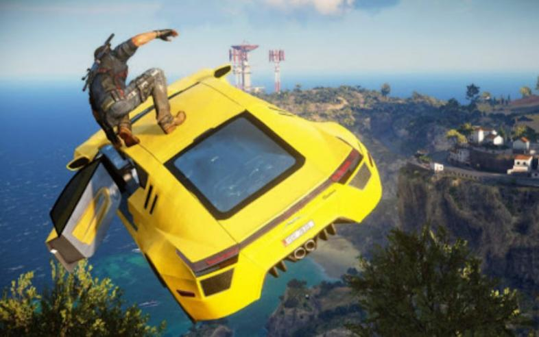 Just Cause 4 Best Cars