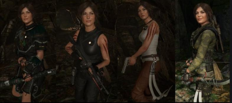 Top 10 Shadow Of The Tomb Raider Best Outfits How To Get Them