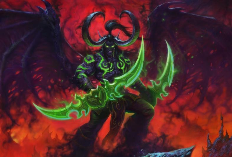 Hearthstone, top 5 decks, strong decks, Demon Hunter