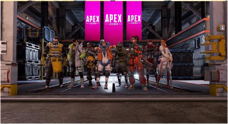 Apex Legends, Apex Legends Season 8, Apex Season8, Season 8, Battle Royale, FPS, Apex Legends S8