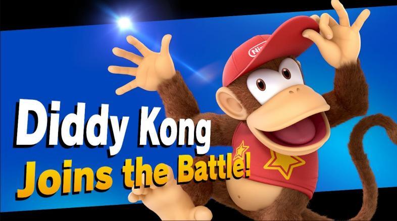 Smash Ultimate Diddy Kong Combos