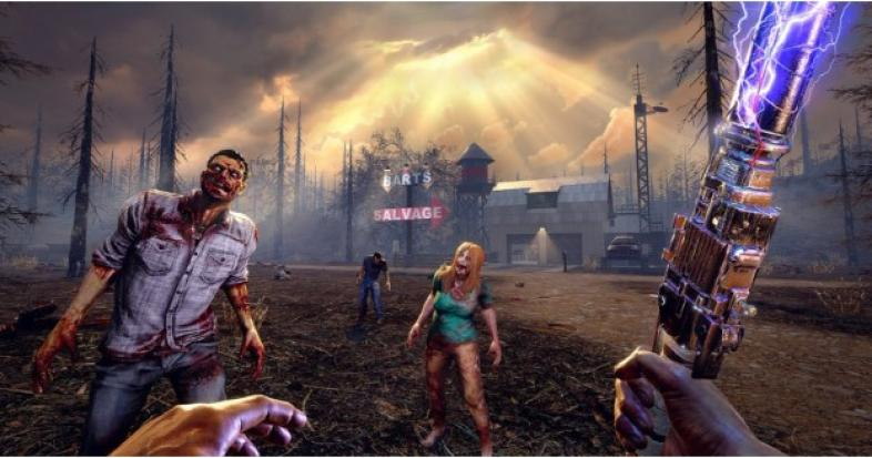 Co-op Horror Games