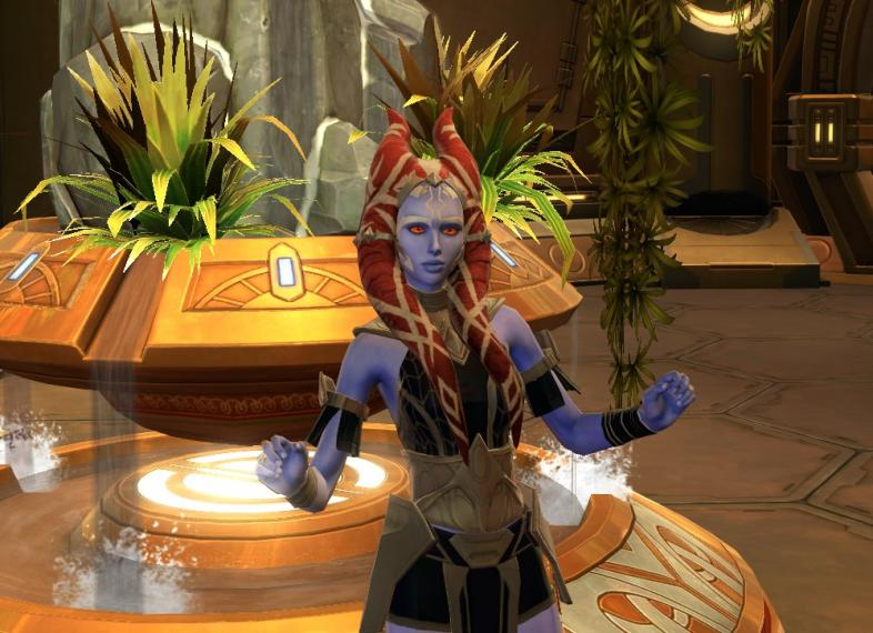 SWTOR Best Female Outfits