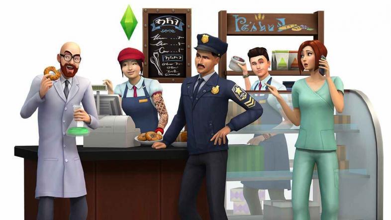 Sims 4 Job Mods