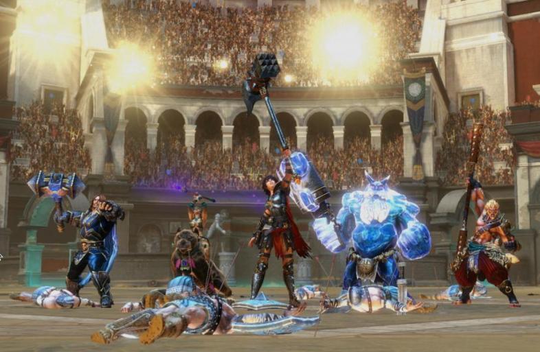 SMITE best Arena Gods