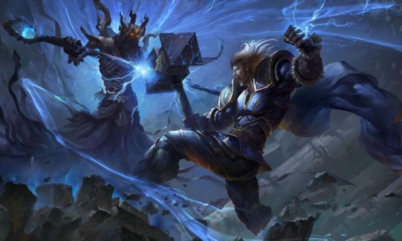The best gods for every class in SMITE