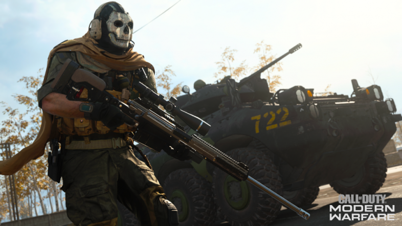 CoD Modern Warfare Best Sniper Loadouts