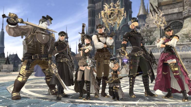 Final Fantasy 14 Best Solo Classes