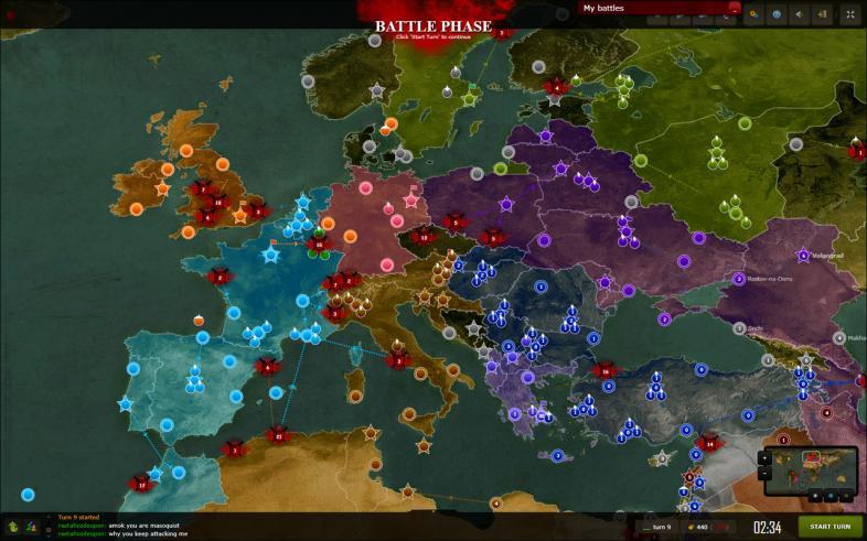 Best Strategy War Games