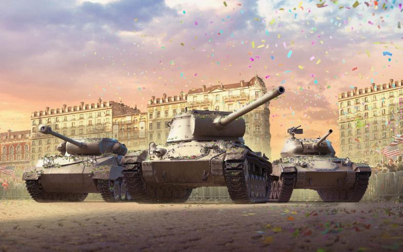 American tanks, world of tanks, best tanks