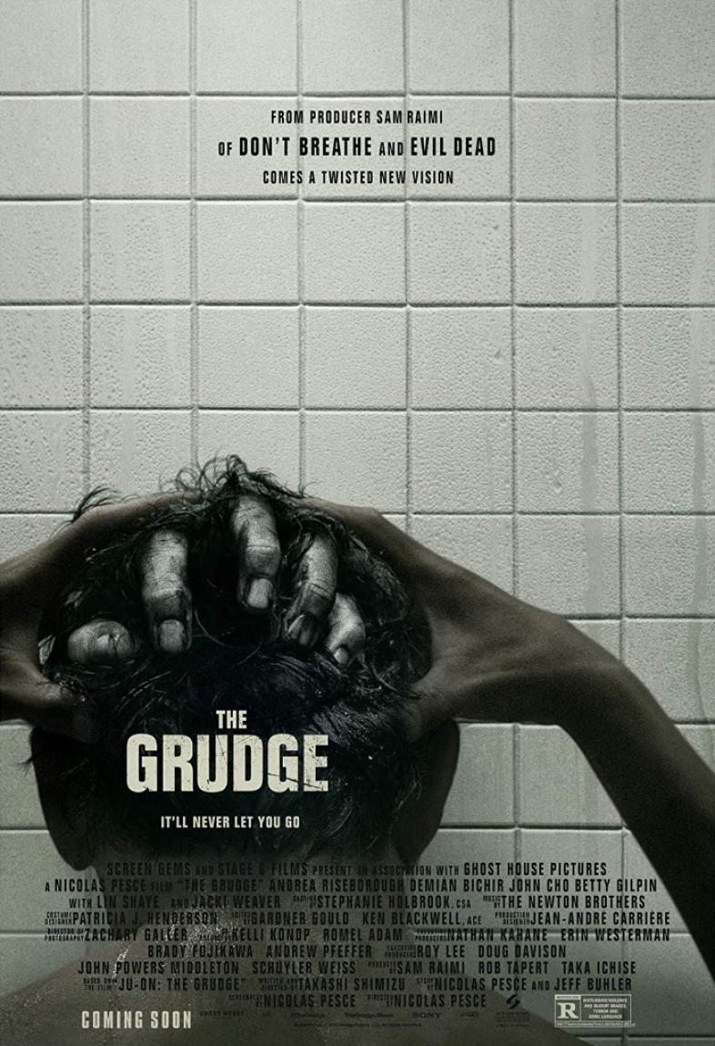 Movies like The Grudge