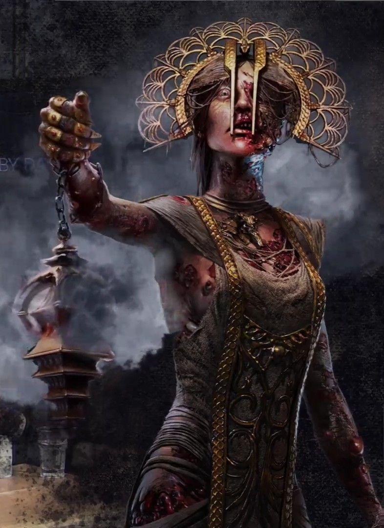 Dead By Daylight Best Plague Builds